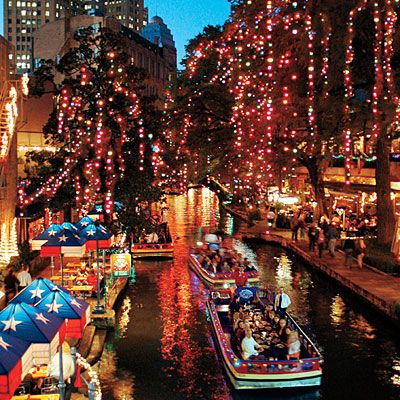 Best San Antonio River Ideas On Pinterest San Antonio Usa - Best places to vacation at christmas time