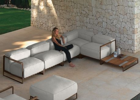 Canape D Exterieur De Qualite Design Italien Talenti Chez Ksl Living Canape Jardin Canape D Exterieur Design Italien