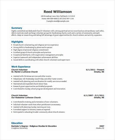 Pdf Doc Free Premium Templates Resume Examples Basic Resume Examples Professional Resume Examples