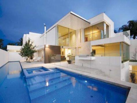 Modern House Design- #Architecture.