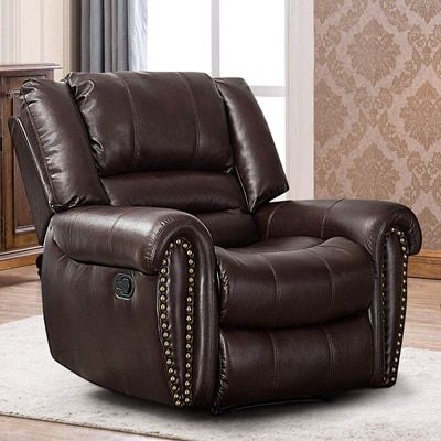 Top 10 Best Chair And A Half Recliners In 2019 Reviews Manual Recliner Chair Leather Recliner Chair Recliner Chair