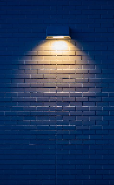 Download 950x1534 wallpaper White wall, yellow lamp, minimal, decoration, iPhone, 950x1534 hd image, background, 20132
