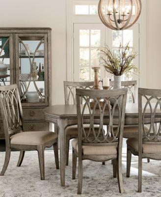Furniture Kelly Ripa Home Hayley Dining, Kelly Ripa Dining Room Set