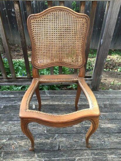 Como Arreglar Sillas De Cana Rota Cane Chair Chair Old Chairs