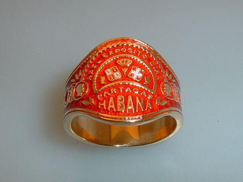 Partagas Ring...LOVE!