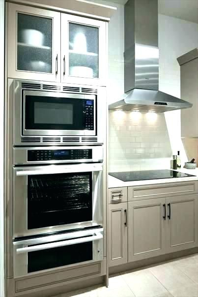 Kitchen Whirlpool 27 Inch Wall Oven Microwave Combo