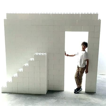 Giant Legos For Walls Giant For Walls Large Bricks Giant For Walls