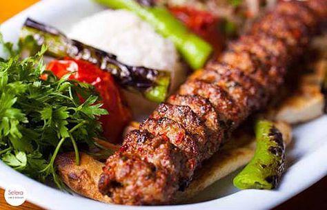 Adana Kebap Turkisches Essen Essensrezepte Einfache Gerichte