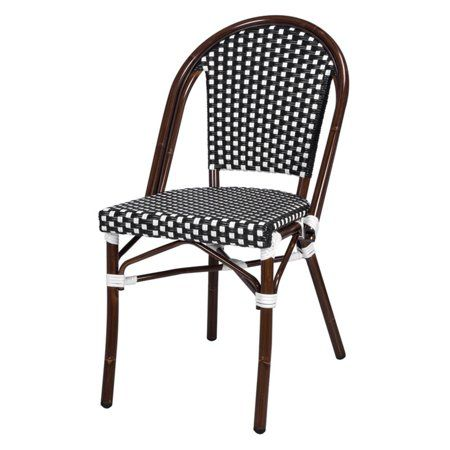 Patio Garden Outdoor Dining Chairs Patio Dining Side Chairs