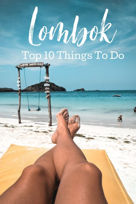 From a base of Kuta Lombok, Indonesia these are our favourite things to do and see. Lombok beaches are the best!  #surflombok #travellombok #balibaby