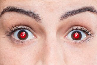 Remove red eye google photos