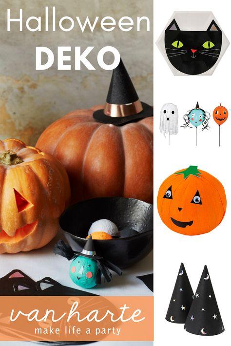 Susse Halloween Ideen Von Van Harte Aus Koln Halloween Deko