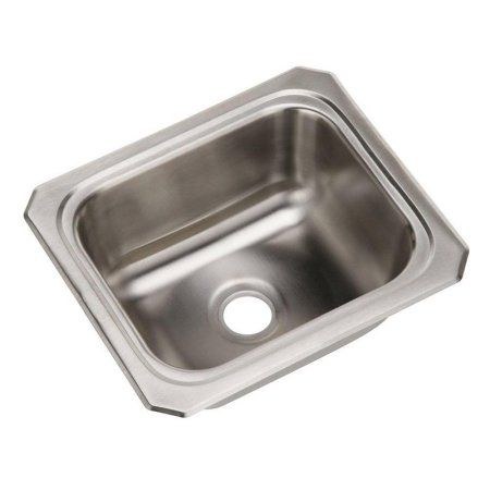 Good Elkay BCFR1315 Gourmet Celebrity Stainless Steel Single Bowl Top Mount Bar  Sink, Silver | Tops, Stainless Steel And Steel