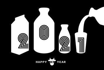 2021 写真 年賀状