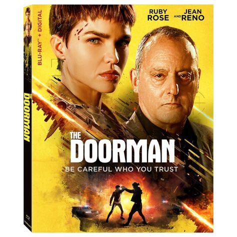 Doorman 2020 Blu Ray Dvd Digital In 2021 Jean Reno Movie Posters Film