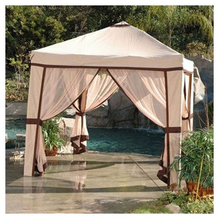 Oasis Cabana Sweet Perfect Little Water Resistant Gazebo Tent