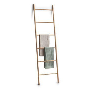 Zeller Bamboo Leiter Handtuchhalter Masse Ca 50 X 3 5 X 182 5 Cm Online Kaufen Hygi De Zeller Bamboo Leite In 2020 Handtuchhalter Halte Durch Handtuchhalter Bad