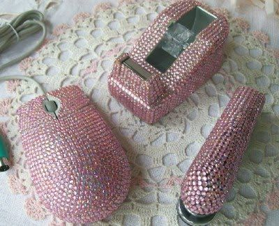 55 Best Bedazzled Images On Pinterest Office Supplies Rhinestones And Swarovski Crystals