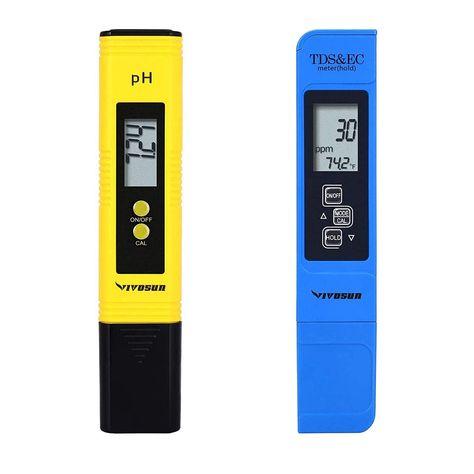 VIVOSUN pH & TDS Meter Combo