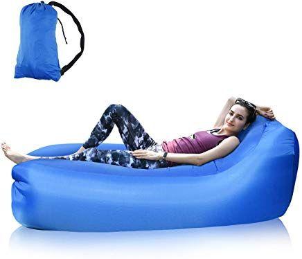 Osaloe Aufblasbares Sofa Aktualisierung Version Air Lounger Mit