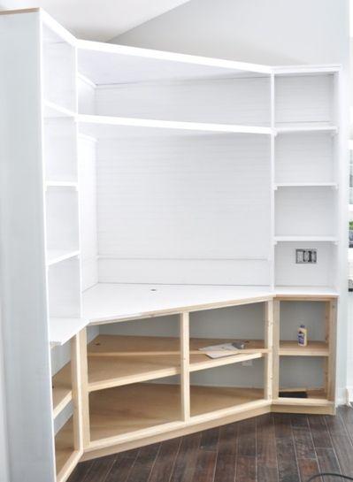 8 Corner Tv Wall Unit Ideas Corner Tv Corner Entertainment Center Entertainment Center