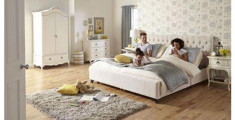 Bliss King Size 5 Ft Adjustable Bed Pocket Mattress Majestic