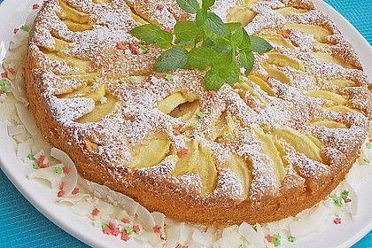 Apfelkuchen Sehr Fein Rezept Apfelkuchen Sehr Fein Rezepte Kuchen