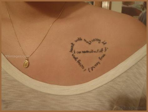 🔥 Best Heart Tattoos (HD Images) - #12240 #hearttattoos #tattoos