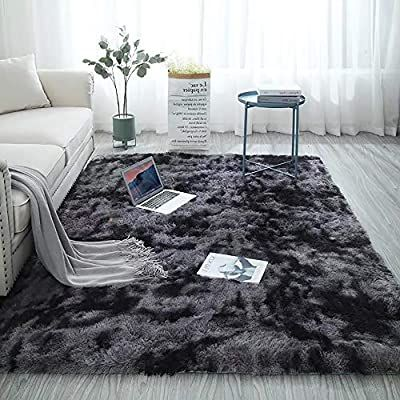 Amazon Com Shag Collection Area Rug Soft Comfy Rug For Bedroom Living Room Fluffy Faux Fur Carpet For Kid Nurs Comfy Rugs Bedroom Area Rug Rugs In Living Room