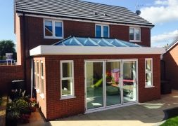 Orangeries Dwl Windows Doors Conservatories House Extension Design Flat Roof Roof Extension