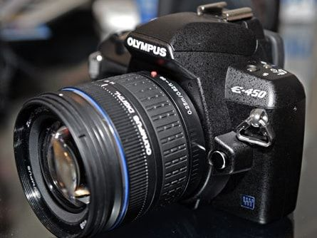 Olympus E 450 Manual User Guide And Detail Specification Best Digital Camera Olympus Dslrs