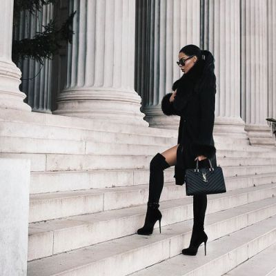 over the knee boots | Tumblr | Boots, Over the knee boots