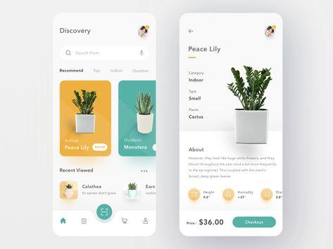 Plant Commerce App