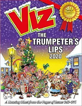 Download Viz Annual 2020 The Trumpeter S Lips A Rousing Blast