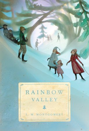 Rainbow Valley In 2021 Anne Of Green Gables Anne Of Green Montgomery
