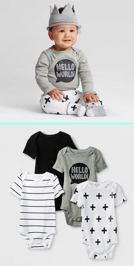 Gender Neutral Baby Clothing Is The Cutest I Love The Monochrome And Gray Colors An Gender Neutral Baby Clothes Scandinavian Baby Clothes Neutral Baby Clothes