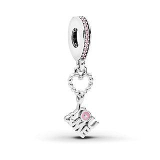Pandora Dangle Charm You Me Sterling Silver Pandora Jewelry Jared In 2020 Pandora Jewelry Box Pandora Jewelry Bracelets Pandora Jewelry