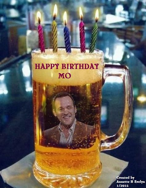 """""""@annie340 Mo, hope you have wonderful birthday filled with fun, excitement and joy. Happy Birthday! pic.twitter.com/aUN0cHMYbt"""" TY ANNIE!"""