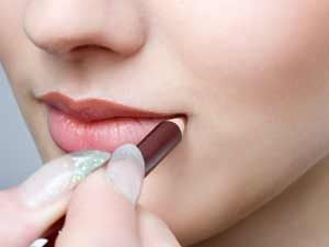 Lip Liner Beauty Tips Tamil