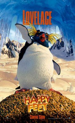 Happy Feet Poster Id 694397 Animated Movie Posters Happy Feet Robin Williams
