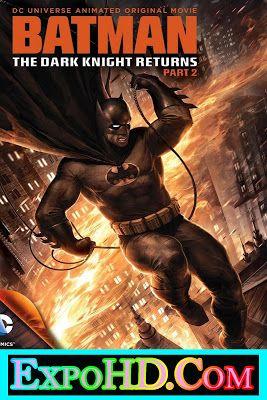 Batman The Dark Knight Part 2 2013 Dual Audio 480p Batman The