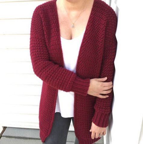 THIS IS A PATTERN, NOT A FINISHED PRODUCT. >>> You will not be receiving a finished cardigan in the mail. Please read entire listing description for all details. Ready for your next crochet project? Snuggle up with your favorite yarn and crochet this quick and cozy cardigan. The Airport