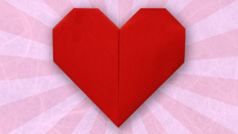 Do it yourself valentines free diy valentineus day card uyou affordable how to fold simple paper craft origami hearts step by step diy tutorial how to how to do diy crafts do it yourself u with do it yourself solutioingenieria Choice Image