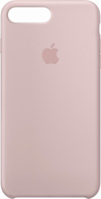Best Buy Apple Iphone 8 Plus 7 Plus Silicone Case Pink Sand Mqh22zm A Apple Ipad Case Pink Iphone Cases Apple Iphone