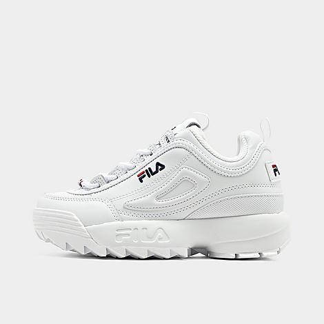 women's fila disruptor ii premium casual shoes