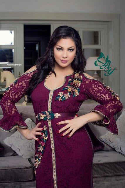 إطلالة رائعة من المغنية إبتسام تسكت بالقفطان المغربي Caftan 2018 African Print Fashion Dresses Moroccan Fashion Morrocan Fashion