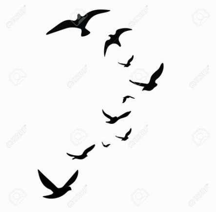 Bird Flying Tattoo Design Tat 46 Ideas For 2019 Tattoo Design Bird Flying Bird Silhouette Bird Silhouette Art Flying Bird Tattoo