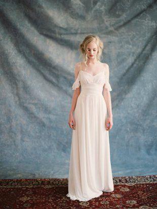 Vestiti Da Sposa Yahoo.Claire Pettibone Romantique Featured On Yahoo Shine Abiti Da