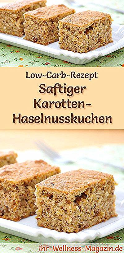 Saftiger Low Carb Karotten Haselnusskuchen Rezept Ohne Zucker In 2020 Easy Cupcake Recipes Easy Vanilla Cake Recipe Chocolate Chip Recipes