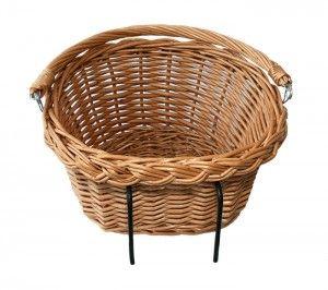 Koszyk Na Rower Dzieciecy 25x20 22 X14 27 Wiklina 70233 Wicker Laundry Basket Wicker Laundry Basket